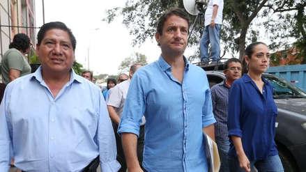 Datum: Renzo Reggiardo lidera la intención de voto en Lima a menos de dos meses de las elecciones