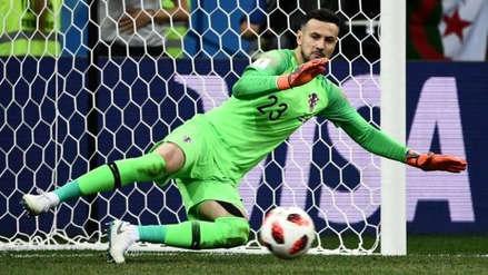 Danijel Subasic también se retira de la selección croata