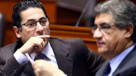 "Salvador Heresi arremetió contra Juan Sheput: ""Con dobles discursos no se avanza"""