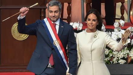 Mario Abdo Benítez asumió la Presidencia de Paraguay