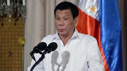 Duterte: China tiene que