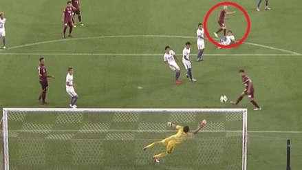 Iniesta anotó otro golazo en Japón y lo comparan con el que le hizo a Chelsea
