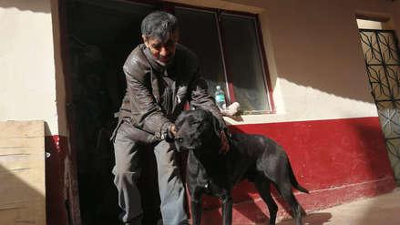 """La historia del """"invisible"""" del Cusco: el hombre que no tiene DNI desde hace 20 años"""