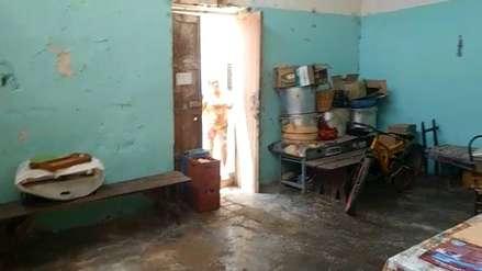 Chiclayo: comedor popular a punto de colapsar en distrito de Zaña