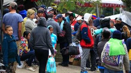 Los 15 dólares que separan a un venezolano en Ecuador del sueño de llegar al Perú