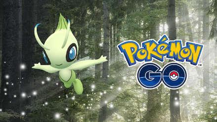 Pokémon Go: Muy pronto podrás capturar a Celebi