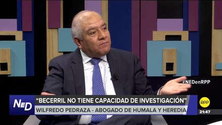 Pedraza:
