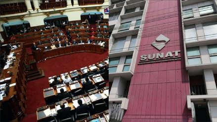 Sunat: Congreso decidirá si peruanos podrán descontar cualquier gasto de su Impuesto a la Renta