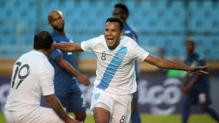 Guatemala goleó 3-0 a Cuba en su primer amistoso tras 20 meses de suspensión
