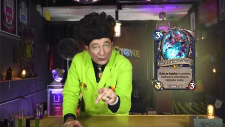 Beakman te explica ciencia y mecánicas de Hearthstone en segundo video promocional