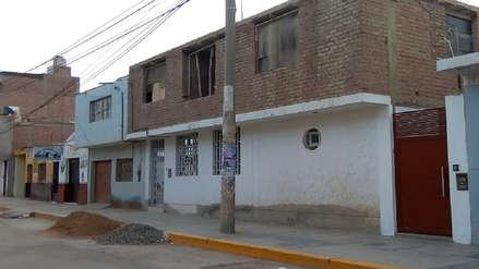 Chiclayo: roban en casa de policía en Monsefú