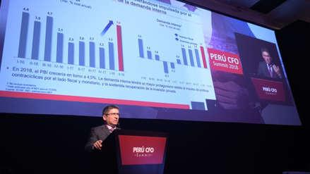 MEF: Economía peruana se habría acelerado en julio de este año