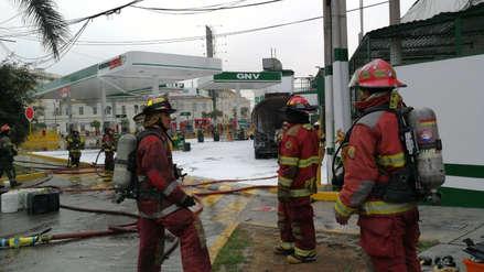 Incendio en grifo | ¿Cómo se debe extinguir un fuego por líquido inflamable?
