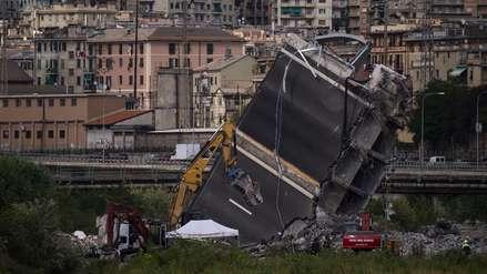 Italia | Concesionario de autopista que se derrumbó también gestiona carreteras en Latinoamérica