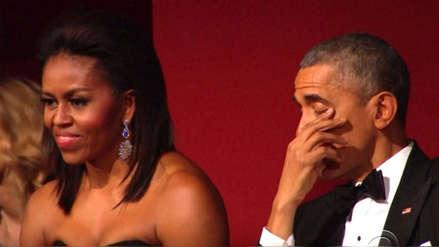 El día en que Aretha Franklin hizo llorar a Barack Obama [VIDEO]