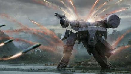 Galería: Este es todo el arte conceptual de la película de Metal Gear Solid