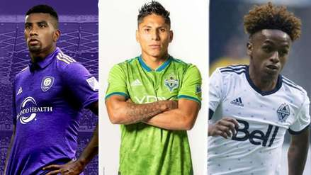 Los jugadores peruanos que jugarán esta temporada en la MLS