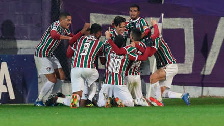 Fluminense derrotó  a Defensor Sporting y selló su clasificación a octavos de final