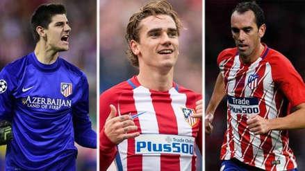 El equipo ideal del Atlético de Madrid desde la llegada de Diego Simeone