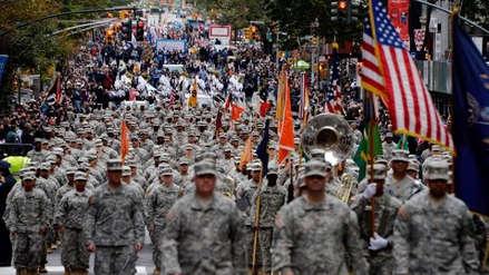 El Pentágono aplazó el desfile militar de Trump para el 2019
