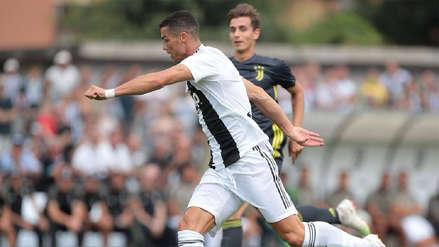 Fecha y hora del debut de Cristiano Ronaldo en la Serie A