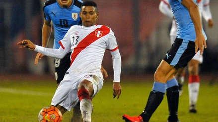 Marcos López, el jugador más joven en la renovada Selección Peruana