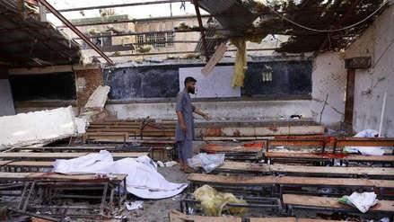 ISIS reivindicó el atentado que dejó decenas de muertos en una escuela de Kabul