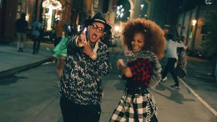 Daddy Yankee y Janet Jackson unen sus voces en