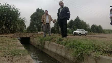 Parques y jardines serán regados con agua de puquio de uso agrícola
