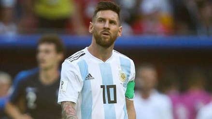 Lionel Messi quedó fuera de la convocatoria de la Selección de Argentina