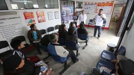 Lima: Gobierno declara en emergencia sanitaria 198 establecimientos de salud