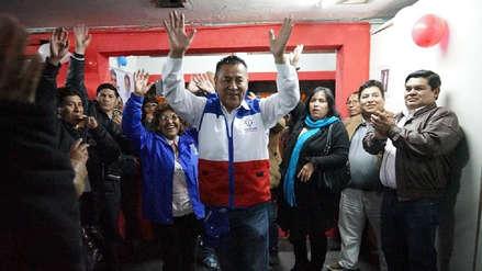 JEE acepta tacha contra candidato Germán Torres