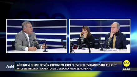 """Wilber Medina: """"Walter Ríos y Genaro Vélez no se tratan de 'hermanitos'"""""""