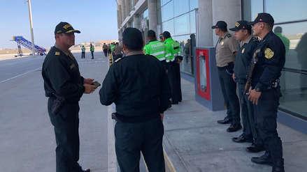 Gobierno de Chile presentó una querella contra el autor de falso aviso de bomba a avión