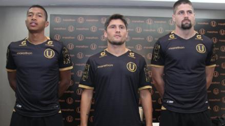 Universitario de Deportes presentó camiseta conmemorativa por su aniversario