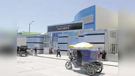 Chiclayo: demandan más presupuesto para mantenimiento del colegio Karl Weiss
