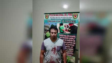 Chiclayo: vecinos retienen y golpean a hombre por presunto abuso sexual