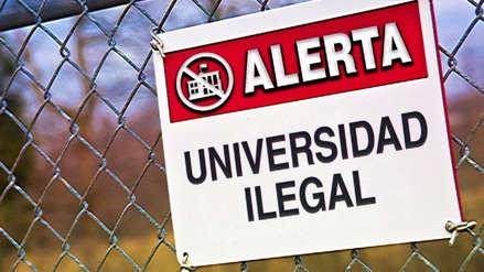Sunedu sancionó a dos entidades que ofrecían servicios educativos ilegales