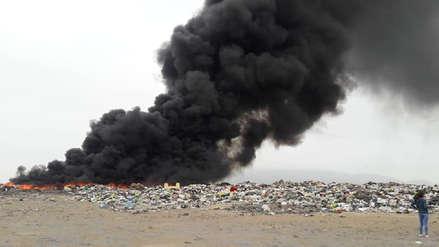 Chiclayo: Vecinos ya no soportan más contaminación del botadero de Reque