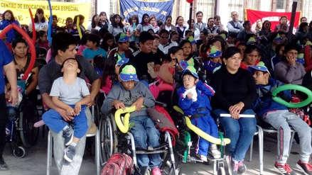 Desarrollan campaña a favor de niños inclusivos en Lambayeque