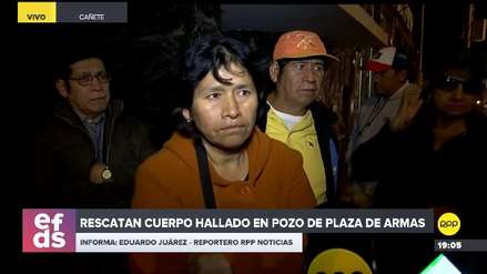 Cerro Azul | Abuela de Xohana Guerra confirma que el cuerpo hallado en pozo es el de su nieta