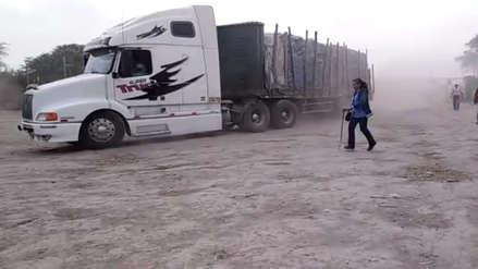 Chiclayo: se frustra salida de azúcar de la fábrica Tumán