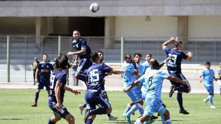 Sporting Cristal igualó 1-1 con Binacional y Alianza Lima vuelve a meterse en la pelea