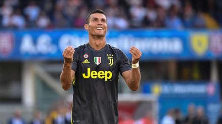 El debut de Cristiano Ronaldo en la Juventus resumido en 20 imágenes