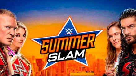 Repasa los resultados del evento WWE SummerSlam con Ronda Rousey campeona