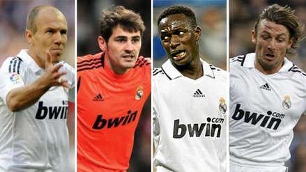 Este fue el último once de Real Madrid que empezó una Liga Española sin Cristiano Ronaldo