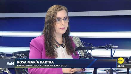 Lava Jato: Bartra anunció que esta semana debatirán tres de los 15 proyectos del informe final