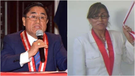 Hinostroza buscó favorecer a jueza del caso Sánchez Paredes en el Consejo Ejecutivo del PJ