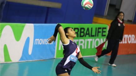 Perú cayó ante Dominicana por 3 a 0 en la final de la Copa Panamericana Sub 23