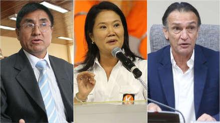IDL-Reporteros: Hinostroza y Becerril coordinaron una reunión entre el juez y Keiko Fujimori